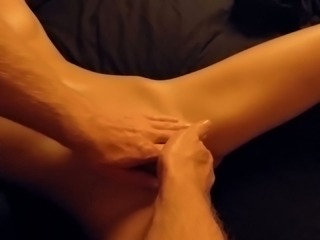 Real Burmese Squirting Massage!