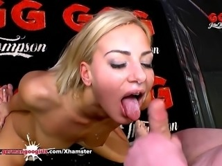 The Ultimate Facial Cumshot Compilation - German Goo Girls