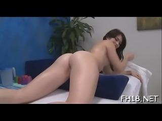 Hawt bare massage