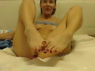 Very wet girt masturbate and squirt