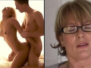 Erotic fantasy of a MILF