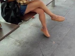 upskirt feet 49