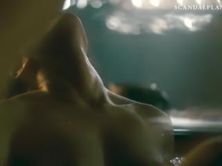 Dianne Doan Naked Tits & Orgasm In Vikings ScandalPlanetCom