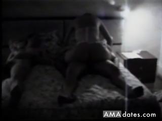 Slut wife rides a stranger on hidden camera.