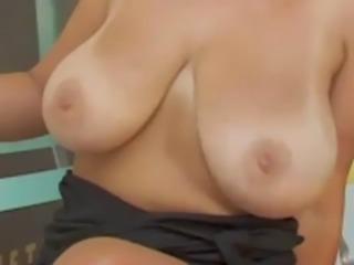 Ajx natural tit chubby