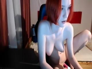 German dirty girl masturbate
