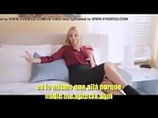 Madre e hijo se ayudan mutuamente follando sub-espanol ====&gt_...