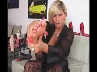fetish with lady barbara