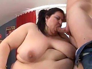 Nasty BBW Fat Chick