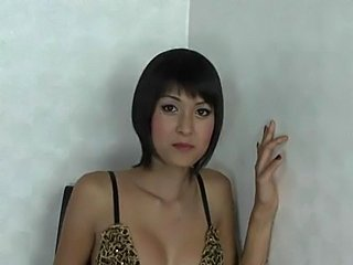Pinky is one slender, sexy ladyboy who has never had sex on camera before! We...