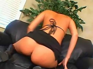 Trisha gets fucked in her ass