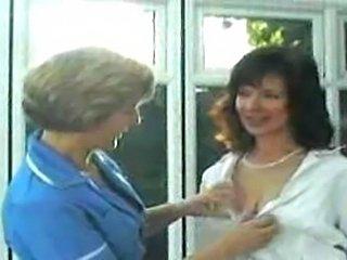 nurse sara and girlfriend caroline