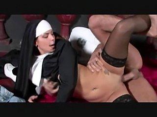 Hot nun :D