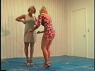 [flamingowrestlin ww 49 jill vs nicole - part 1  free