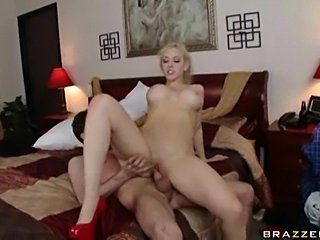 Rich cock service lady