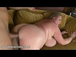 Huge tit wife fucks fan who picks her up  free
