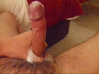 Irish Wank and Cum Shot