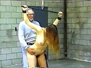 From Nu-WestLeda - It was supposed to be just a friendly whipping to punish...