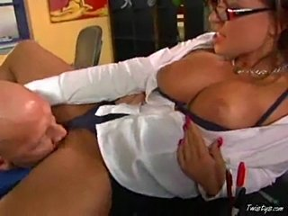Eva Angelina the hot secretary 2