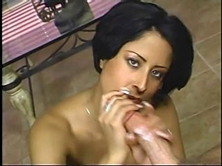 Adorable August POV handjob